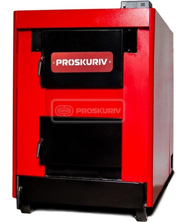 Твердотопливный котел Проскуров АОТВ-150 кВт с вентилятором