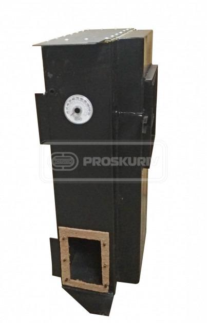 Теплообмінник Проскурів АОГВ-10 одн.
